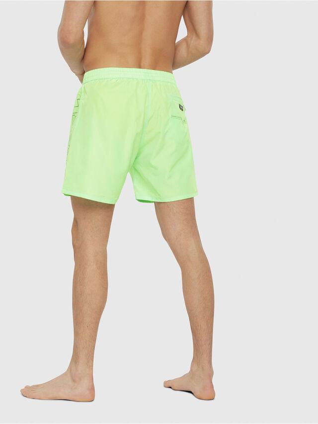 Diesel - BMBX-WAVE 2.017, Green Fluo - Swim shorts - Image 2