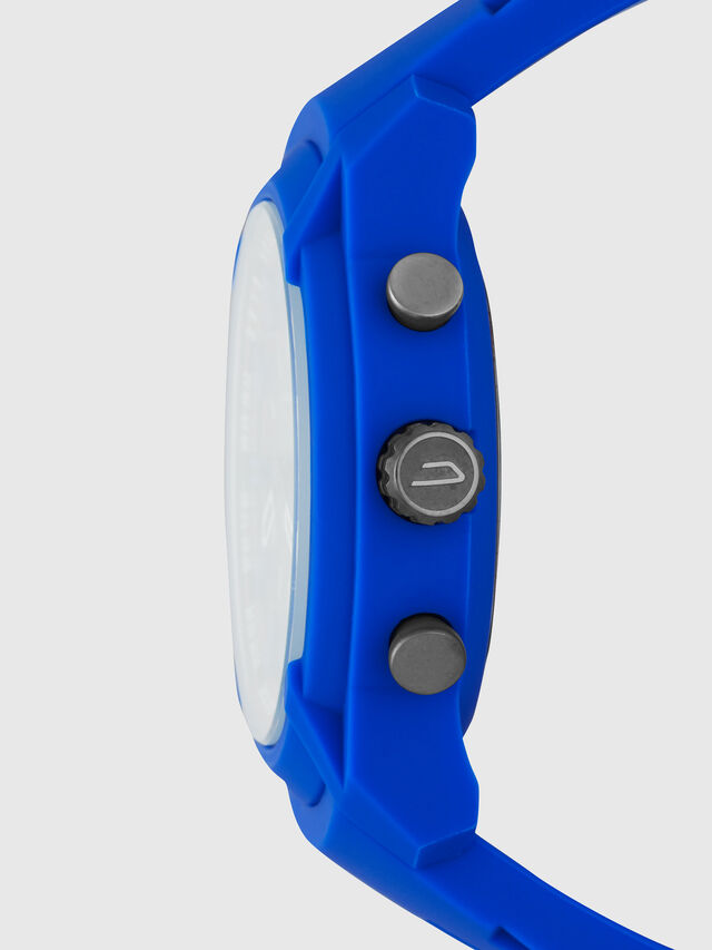 Diesel - DT1017, Brilliant Blue - Smartwatches - Image 4