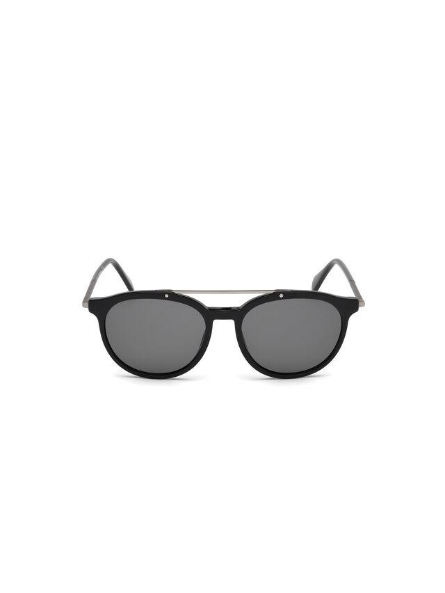 Diesel - DM0188, Black - Sunglasses - Image 1