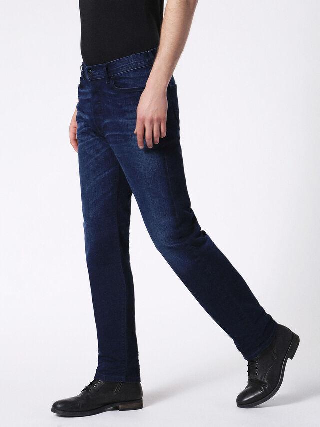 Diesel - Thytan 084HJ, Dark Blue - Jeans - Image 7