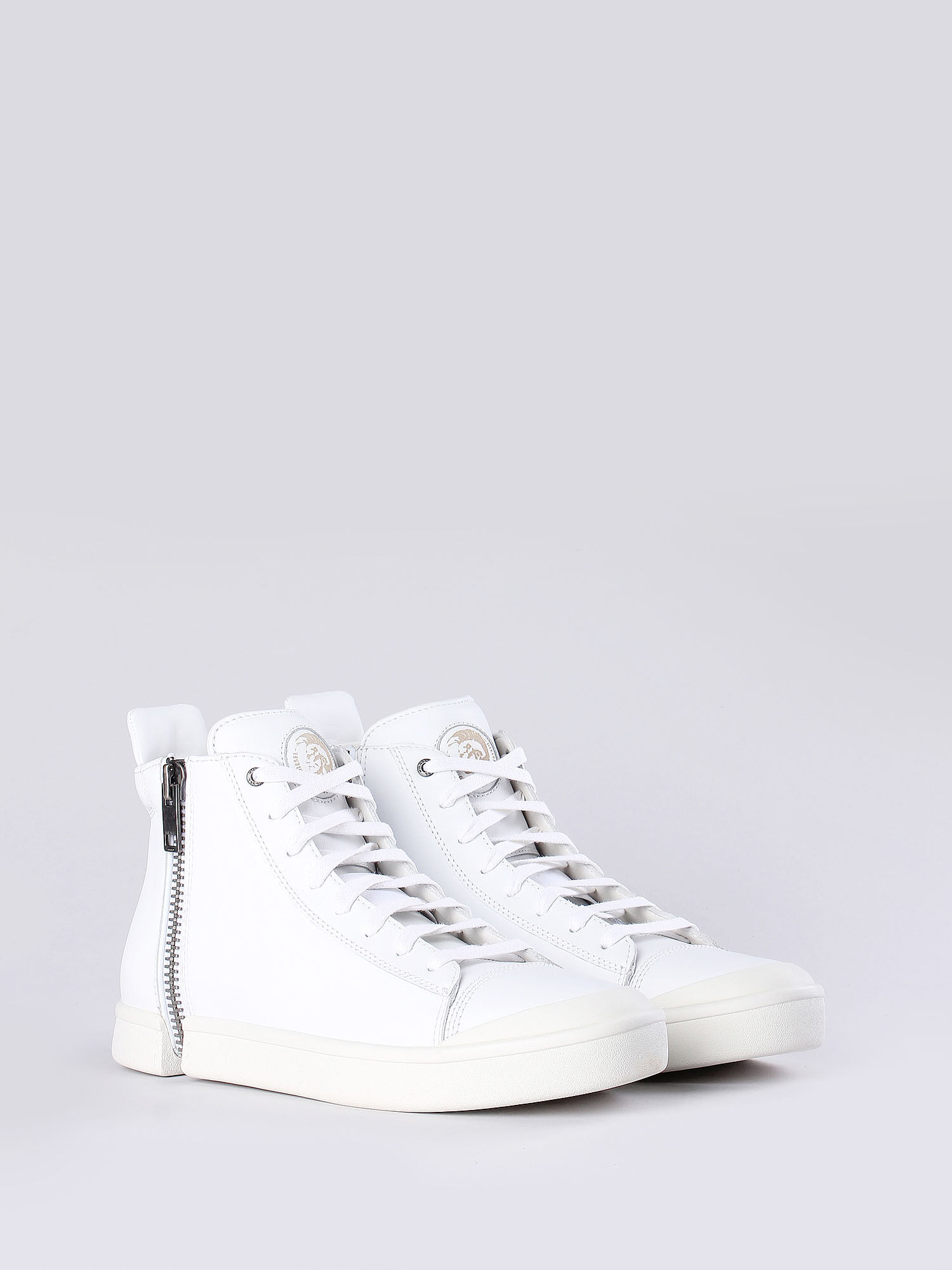 S-NENTISH - Sneaker high - white fREcqDaOs