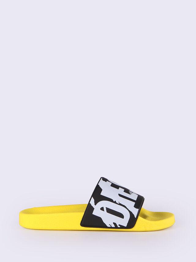 Diesel - SA-MARAL, Yellow - Slippers - Image 1