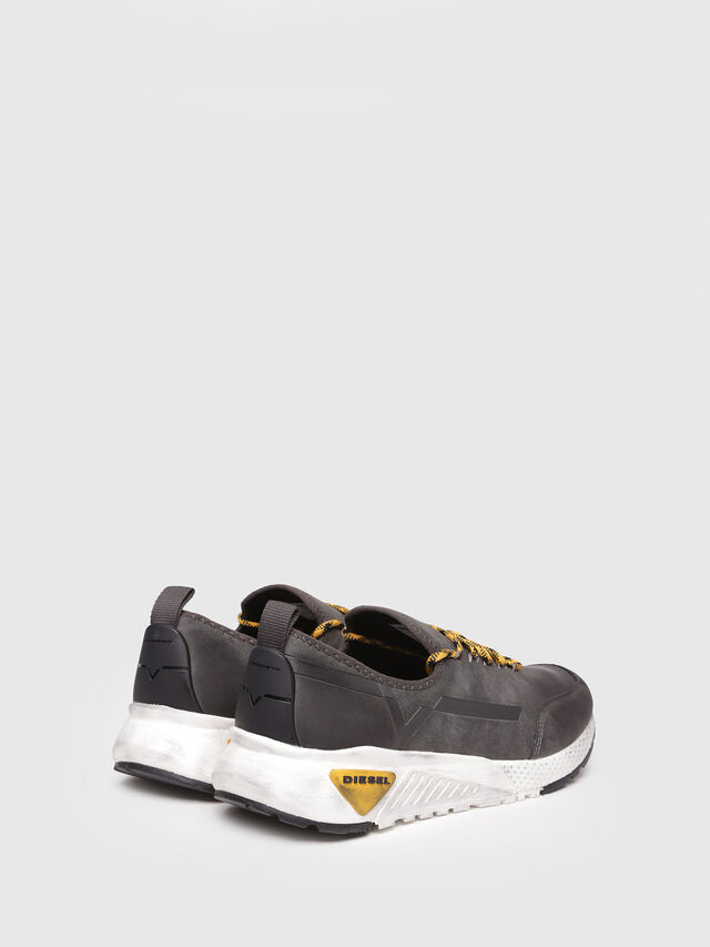 Diesel - S-KBY, Dark Grey - Sneakers - Image 3