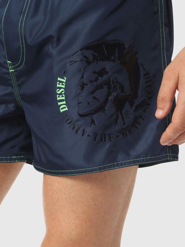 Diesel - BMBX-SANDY-REV 2.017, Blue Marine - Swim shorts - Image 3