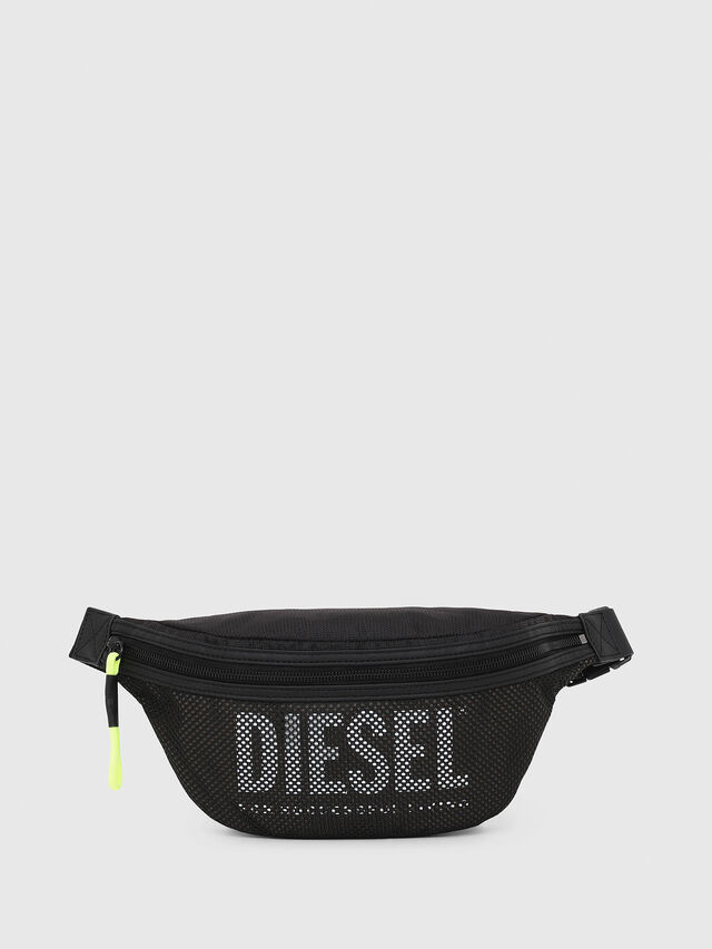 Diesel - LONIGO, Black - Crossbody Bags - Image 1