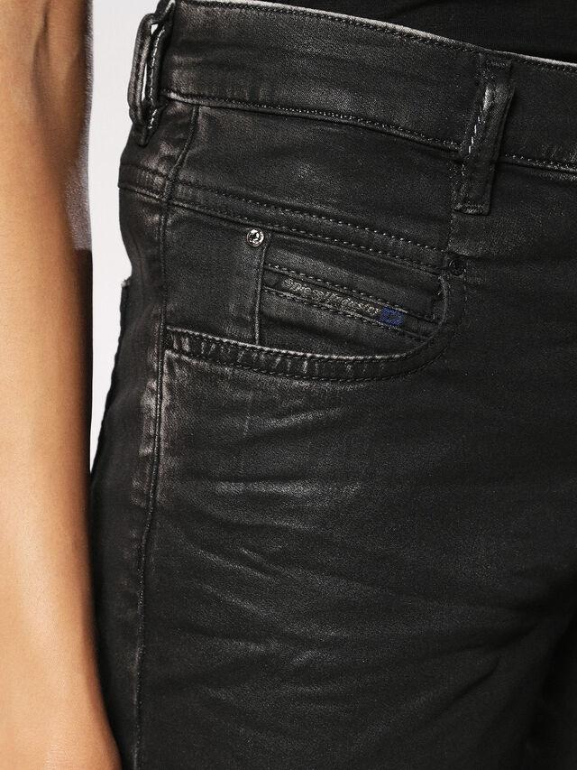 Diesel - BELTHY JOGGJEANS 084HH, Black Jeans - Jeans - Image 6