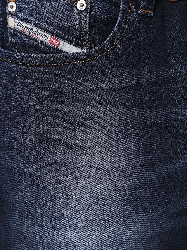 Diesel - Larkee 084KW, Dark Blue - Jeans - Image 4