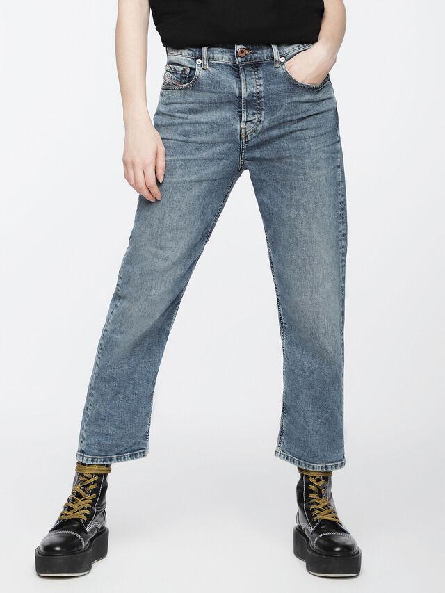 Diesel - Aryel 084UX, Light Blue - Jeans - Image 1