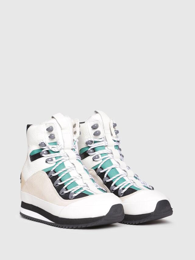 Diesel - S-TRIBUTE MC, Multicolor/White - Sneakers - Image 2