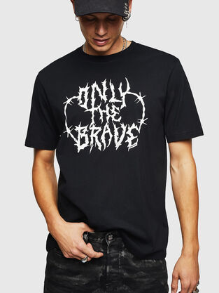 71c50d06a219 Mens T-shirts: logo, graphics | Diesel Online Store