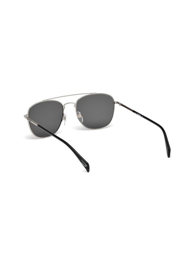 Diesel - DM0194, Silver - Sunglasses - Image 2