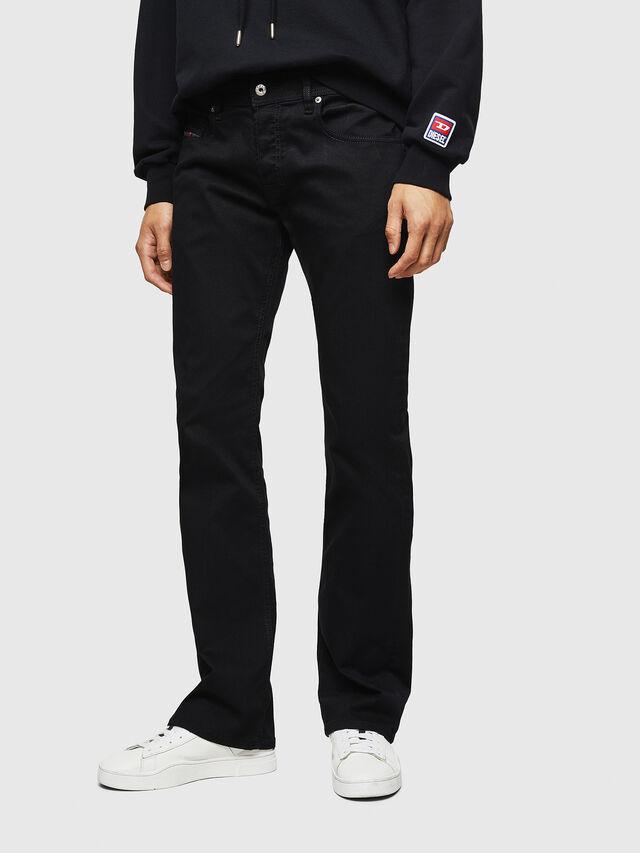 685bc38c5a7 Diesel - Zatiny 0688H, Black/Dark Grey - Jeans - Image 1