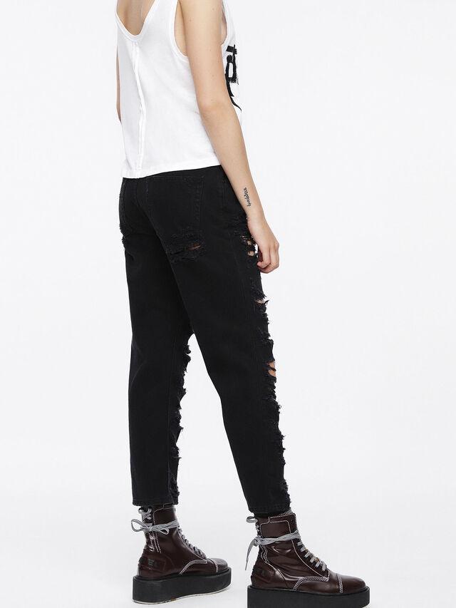 Diesel - Aryel 084WH, Black/Dark Grey - Jeans - Image 3