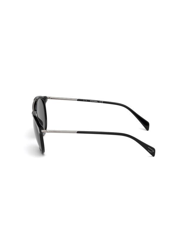 Diesel - DM0188, Black - Sunglasses - Image 3