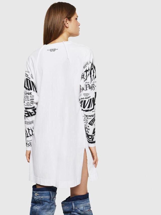 Diesel - T-PAISS, White - T-Shirts - Image 2