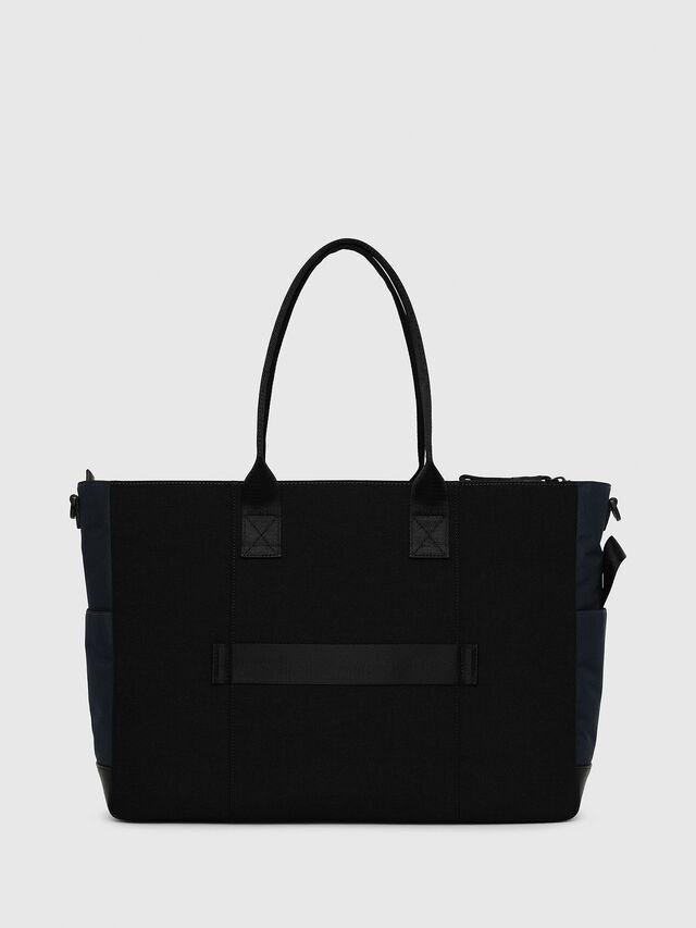 Diesel - BAGOTE, Dark Blue - Shopping and Shoulder Bags - Image 3