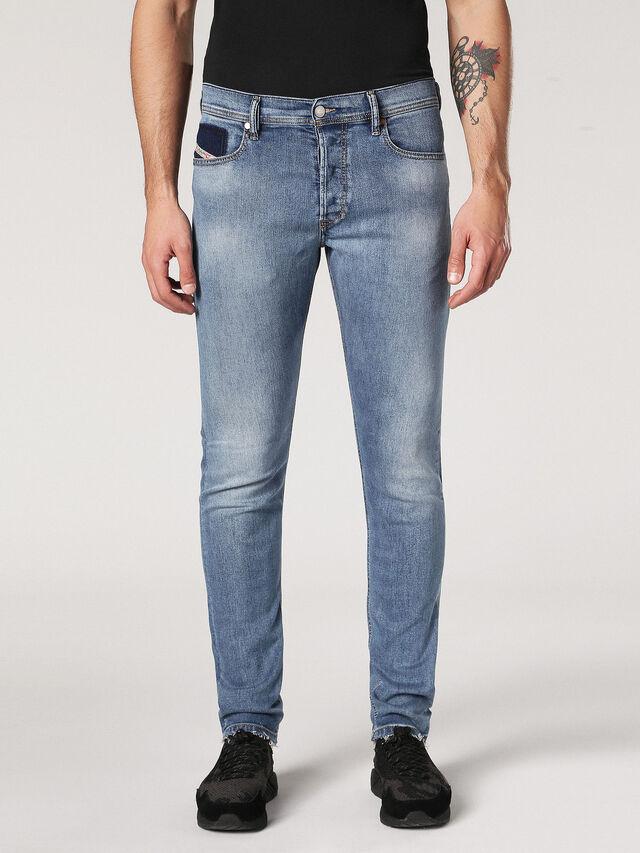 Diesel - Tepphar 084SV, Light Blue - Jeans - Image 1
