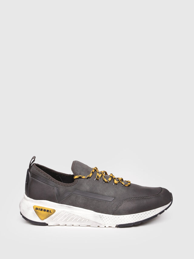 Diesel - S-KBY, Dark Grey - Sneakers - Image 1