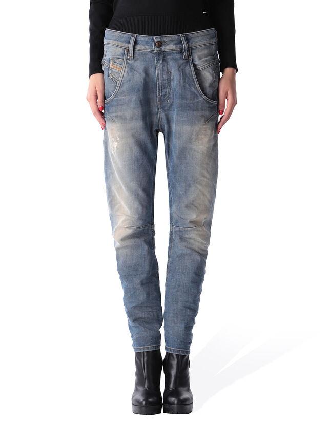 6e8f2c35 Diesel - FAYZA 0845F, Blue jeans - Image 1