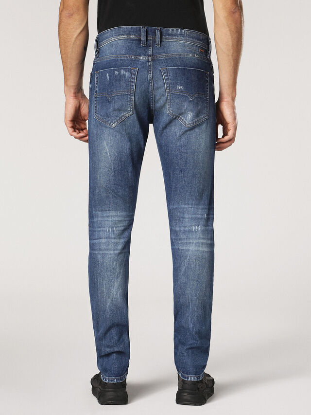 Diesel - Tepphar C84MX, Blue Jeans - Jeans - Image 2