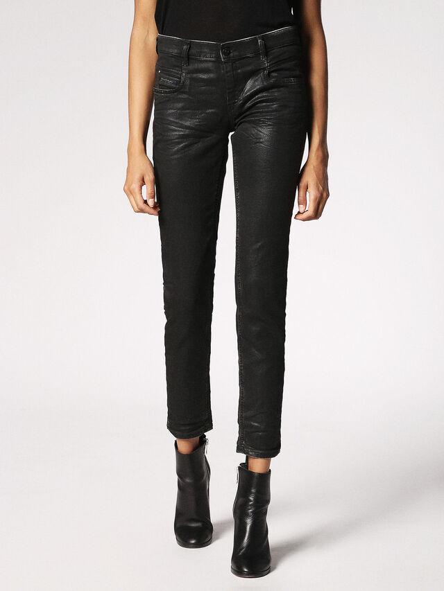 Diesel - BELTHY JOGGJEANS 084HH, Black Jeans - Jeans - Image 1