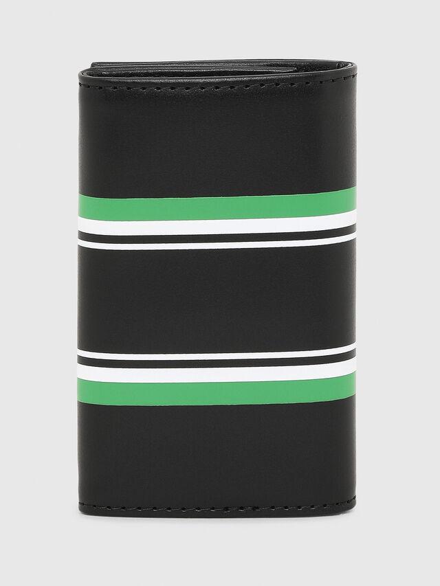 Diesel - KEYCASE O, Black/Green - Bijoux and Gadgets - Image 2