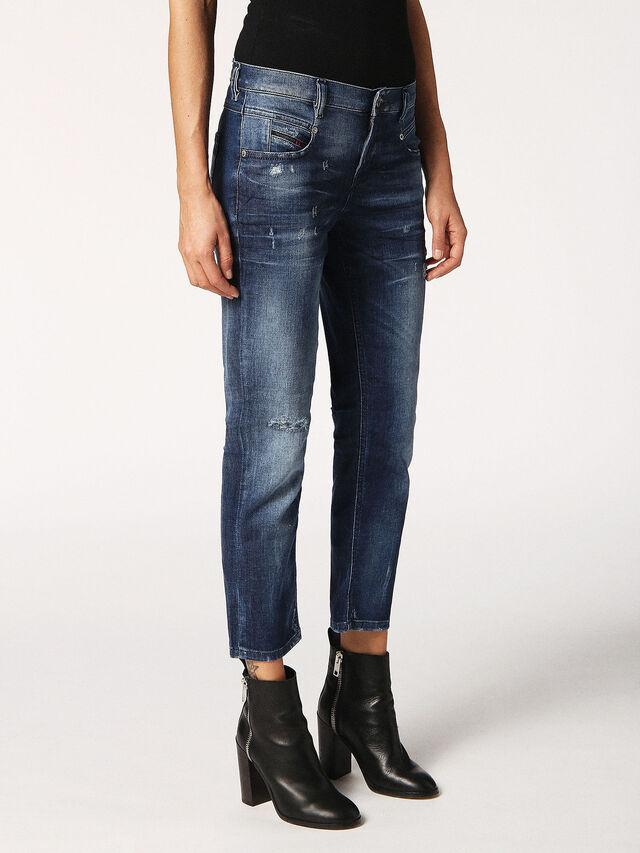 Diesel - Belthy 084MX, Blue Jeans - Jeans - Image 4