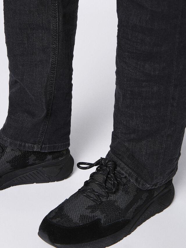 Diesel - Larkee 0687J, Black/Dark Grey - Jeans - Image 7