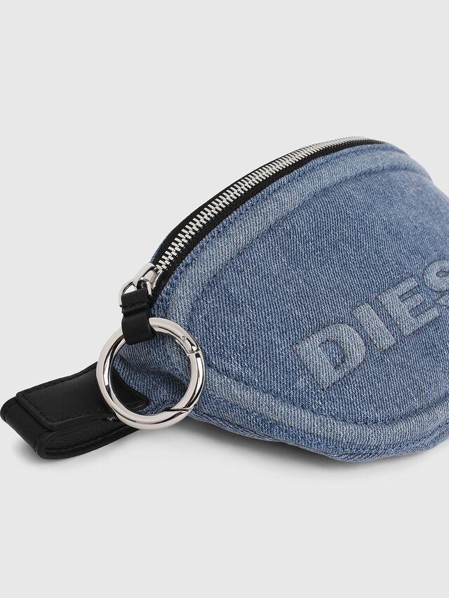 Diesel - ADRIA, Blue Jeans - Belt bags - Image 4