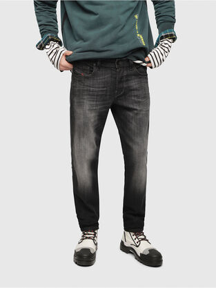 2f3f4d8e Mens Tapered Jeans | Diesel Online Store