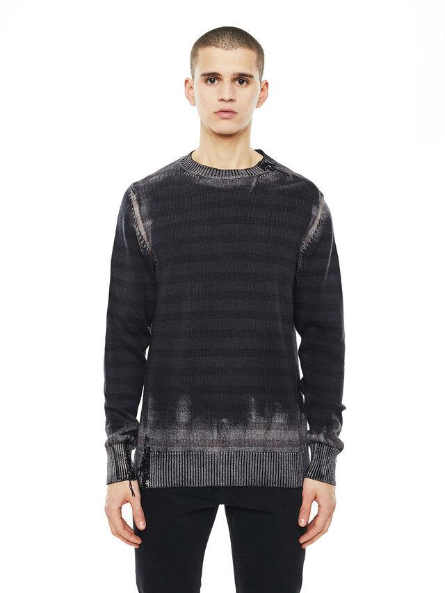 Diesel - KINTERKO, Black - Sweaters - Image 1