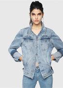 DE-NALINI, Blue Jeans - Denim Jackets