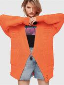 M-CRI, Orange Fluo - Sweaters