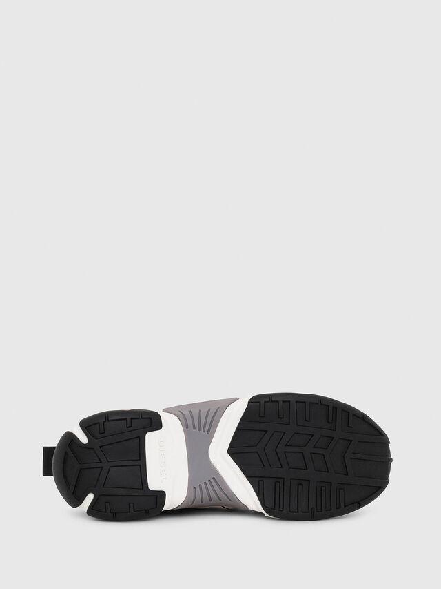 Diesel - S-KIPPER LOW TREK, White - Sneakers - Image 5