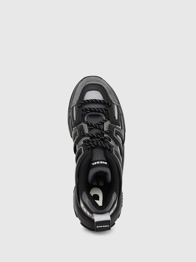 Diesel - S-KIPPER LOW TREK, Black - Sneakers - Image 5