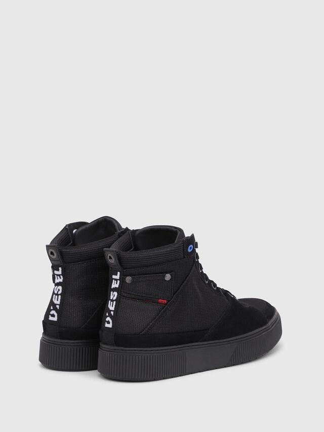 Diesel - S-DANNY MC II, Black - Sneakers - Image 3