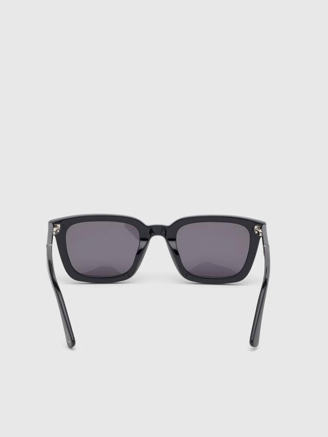Diesel - DL0282, Black - Sunglasses - Image 4