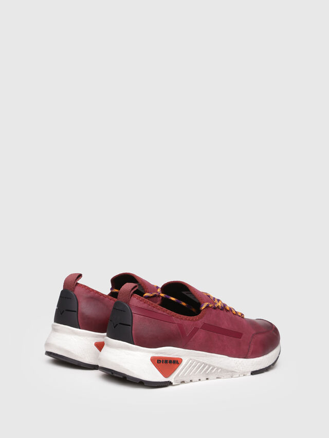 Diesel - S-KBY, Fire Red - Sneakers - Image 3