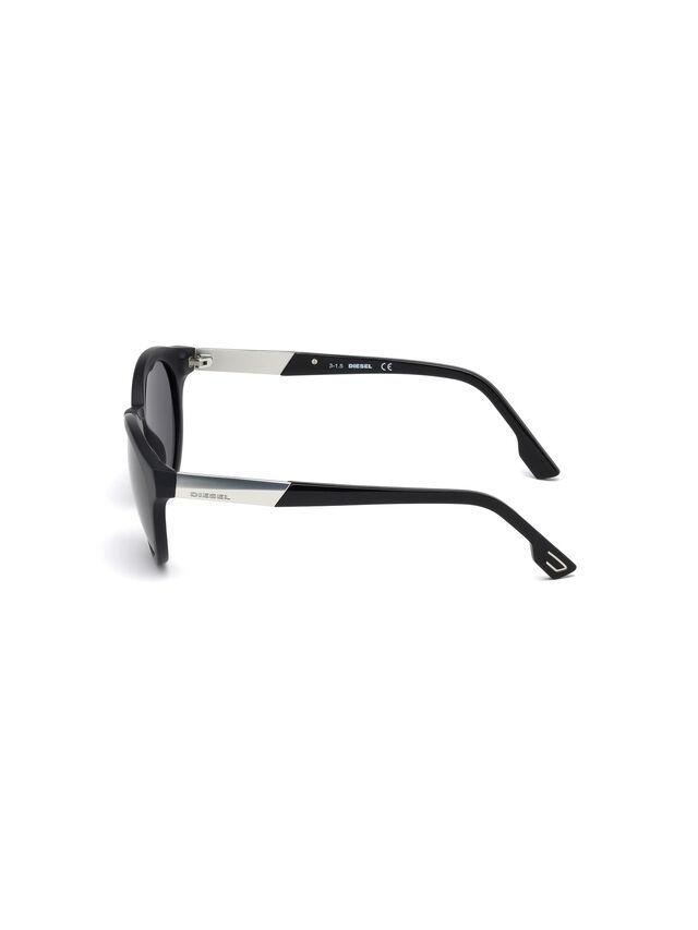 Diesel - DM0186, Black - Sunglasses - Image 3