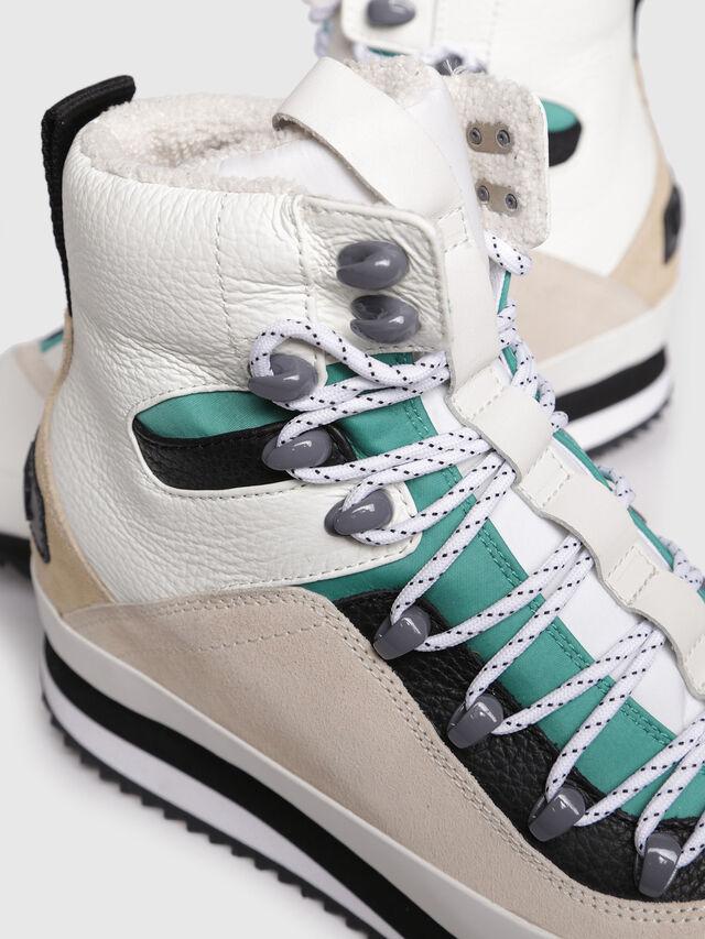Diesel - S-TRIBUTE MC, Multicolor/White - Sneakers - Image 4
