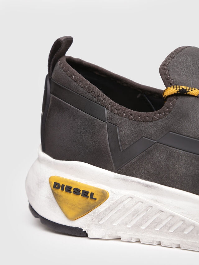 Diesel - S-KBY, Dark Grey - Sneakers - Image 4
