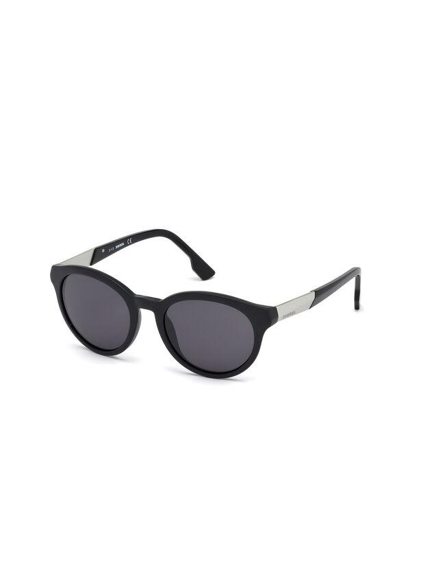Diesel - DM0186, Black - Sunglasses - Image 4