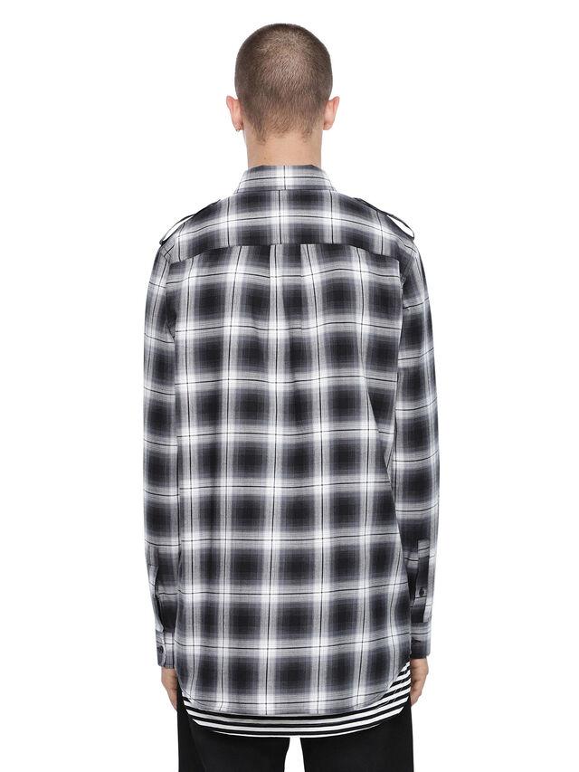 Diesel - SADRAS, Black - Shirts - Image 2
