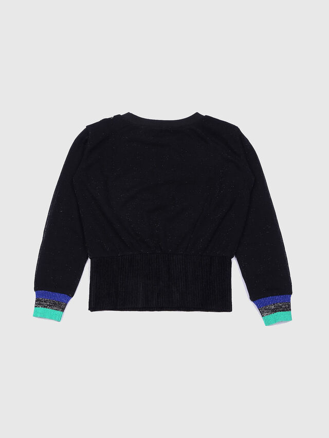 Diesel - SJUNA, Black - Sweatshirts - Image 2