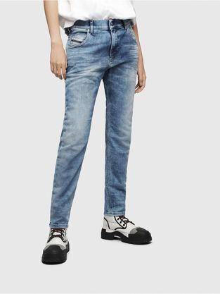 Medium Blue. Boyfriend - Krailey JoggJeans 1078036b92f