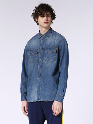 D-ROOKE,  - Denim Shirts