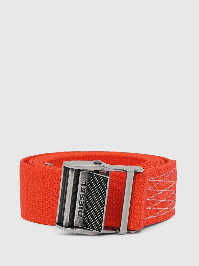Diesel - B-ONAVIGO, Orange - Belts - Image 1