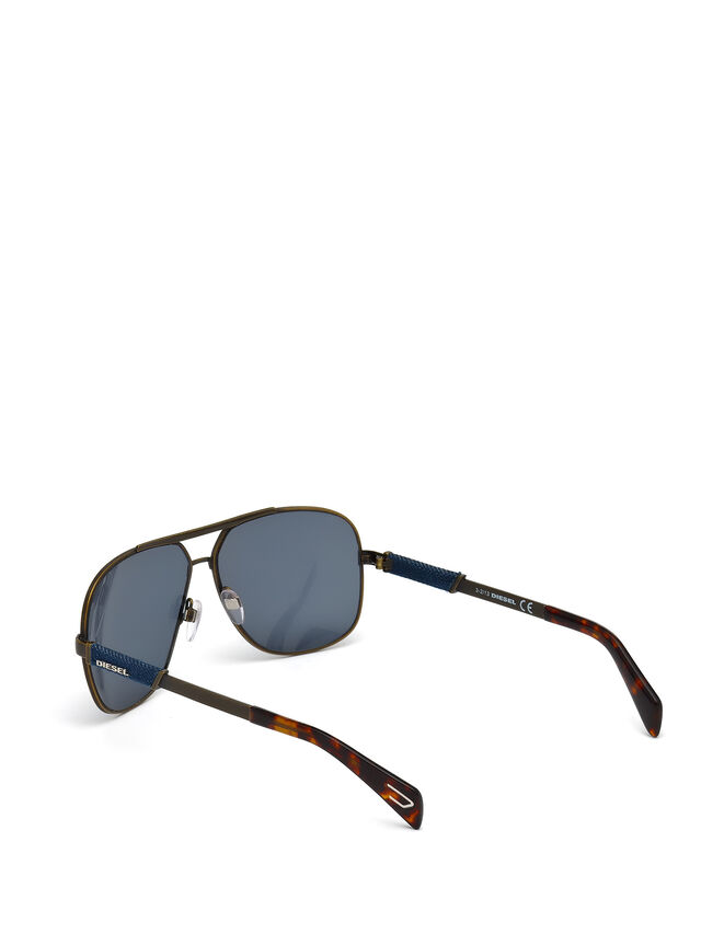Diesel DL0088, Brown - Eyewear - Image 3