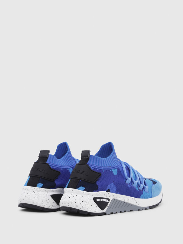 Diesel - S-KB SL, Azure - Sneakers - Image 3