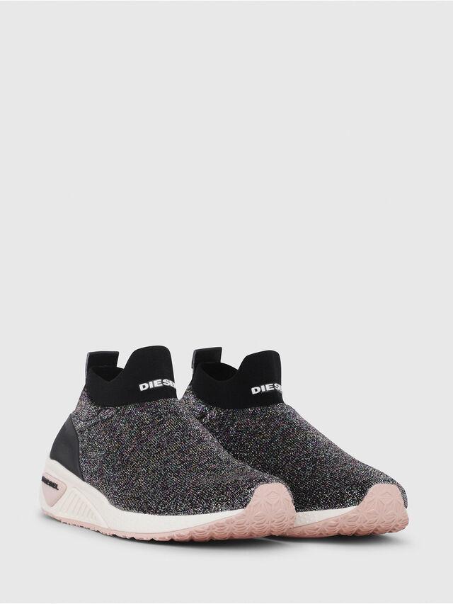 Diesel - S-KBY SO W, Multicolor/Black - Sneakers - Image 2